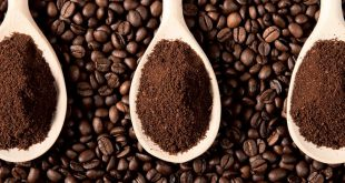 پخش تفاله قهوه
