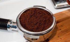پخش تفاله قهوه تلخ